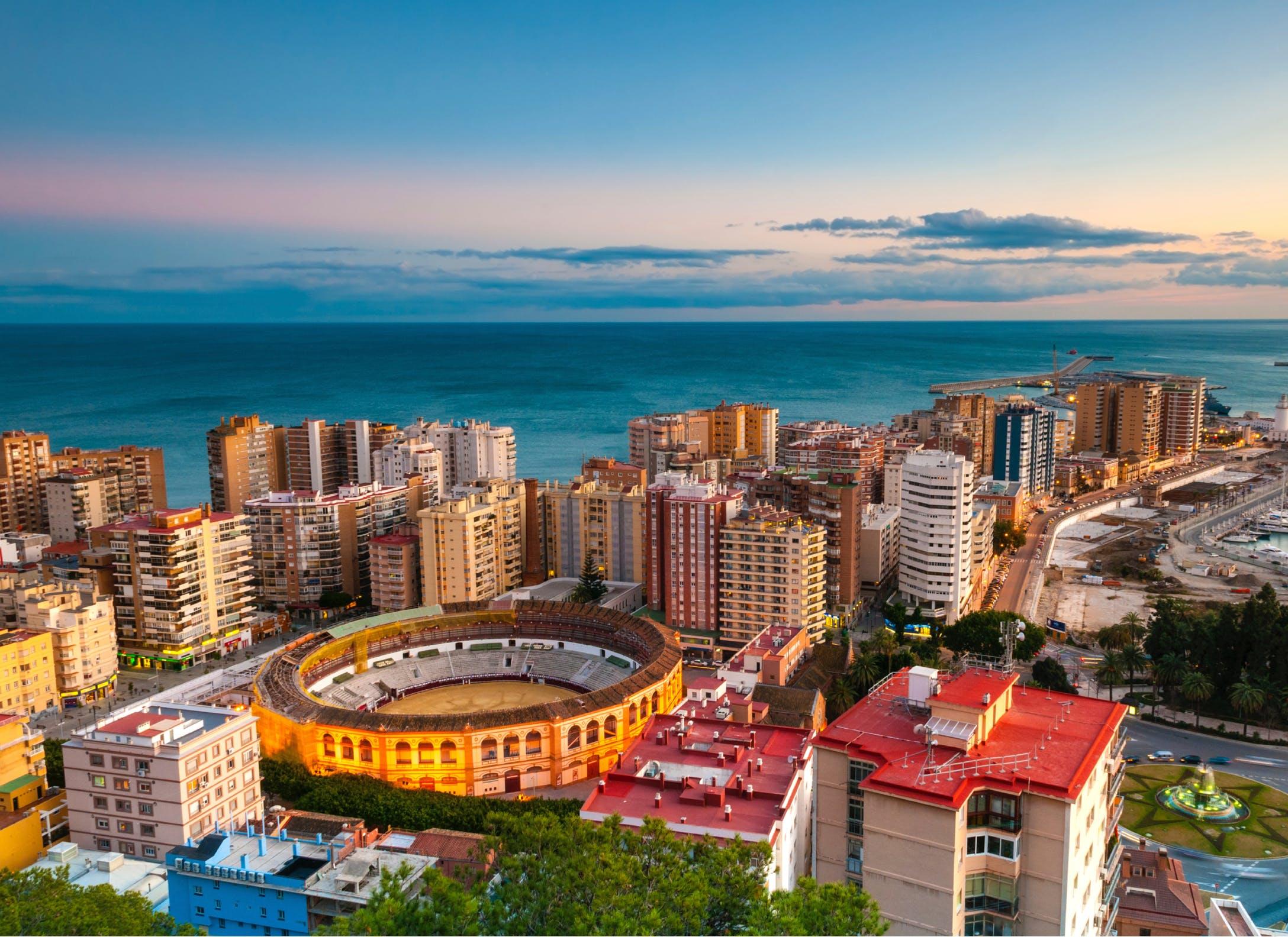 Málaga M. Zambrano Image